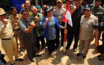 Kunker Menkes ke Kalimantan Utara. (puskomkes©DJ) (11)