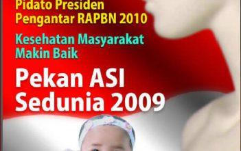Pekan ASI Sedunia 2009