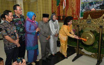 Peluncuran ORI Difteri di Kota Padang