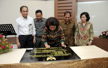 "Menkes Resmikan Gedung Pelayanan Terpadu ""Adhyatma"" RS Sitanala Tangerang"