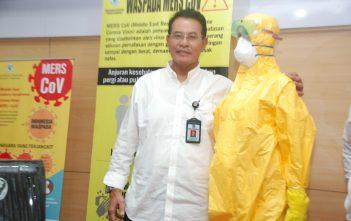 Dirjen P2PL Kemenkes dr.HM.Subuh,MPPM