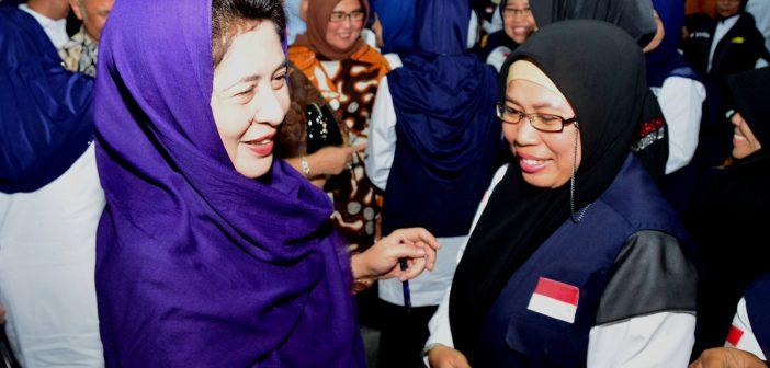 Menkes Lepas Tenaga KesehatanHaji Indonesia