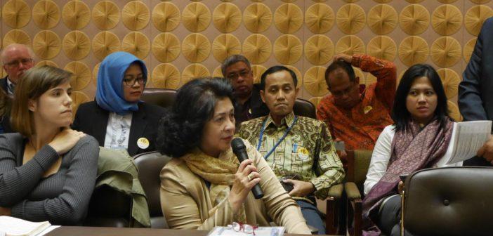 MK Pembicara dalam menerjemahkan SDG's dlm pembangunan di New York (4)