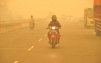 Tanggap Darurat Terhadap Kabut Asap