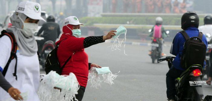 Upaya Penanggulangan Dampak Kesehatan Pada Kabut Asap