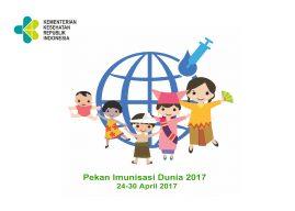 Peran Keluarga Sangat Dibutuhkan untuk Penuhi Hak Imunisasi bagi Anak