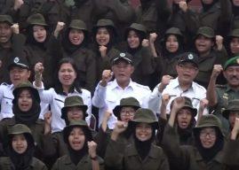 Pembukaan Pelatihan Tim Nusantara Sehat Batch 7