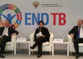 Indonesia Dukung Deklarasi Moskow untuk Eliminasi TB Tahun 2030