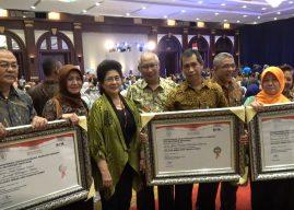 Penuhi LHKPN dan Pengelolaan Gratifikasi, Kemenkes Bawa 2 Penghargaan dari KPK