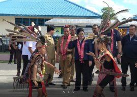 Menkes Resmikan Dua Puskesmas Perbatasan di Kalimantan Barat