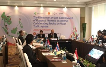 Workshop on The Establishment of Regional Network ot National Collaborating Bodies on Road Traffic Injuries