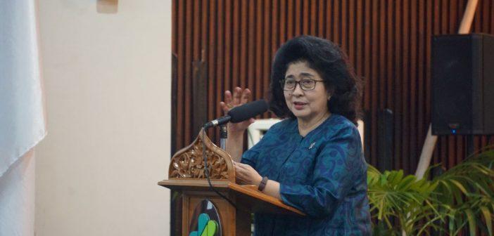 Menkes Berangkatkan 358 Tenaga Kesehatan Nusantara Sehat