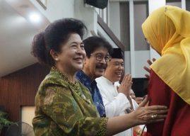 Halalbihalal Kemenkes, Momen Tingkatkan Sulaturahmi dalam Membangun Indonesia Sehat