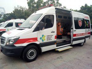 ambulans-berstandar-internasional