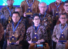 Menkes Boyong Penghargaan Pengelolaan Keuangan Negara
