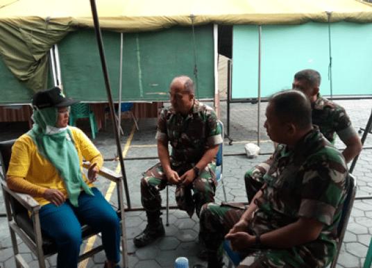 Kemenkes Lakukan Penyemprotan Insek di 3 Wilayah Terdampak Gempa Sulteng