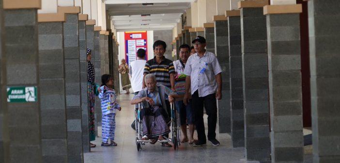 Kakek 76 Tahun, Selamat dalam Bencana Tsunami
