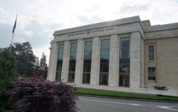 Gedung PBB Jenewa