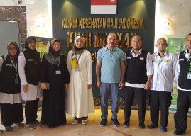 Turki Belajar Sistem Kesehatan Haji Dengan Indonesia