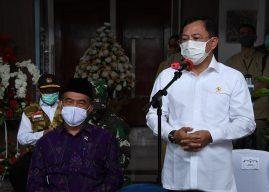 Menko PMK Sarankan Optimalisasi Lab Perguruan Tinggi di Maluku untuk Pemeriksaan Spesimen COVID-19