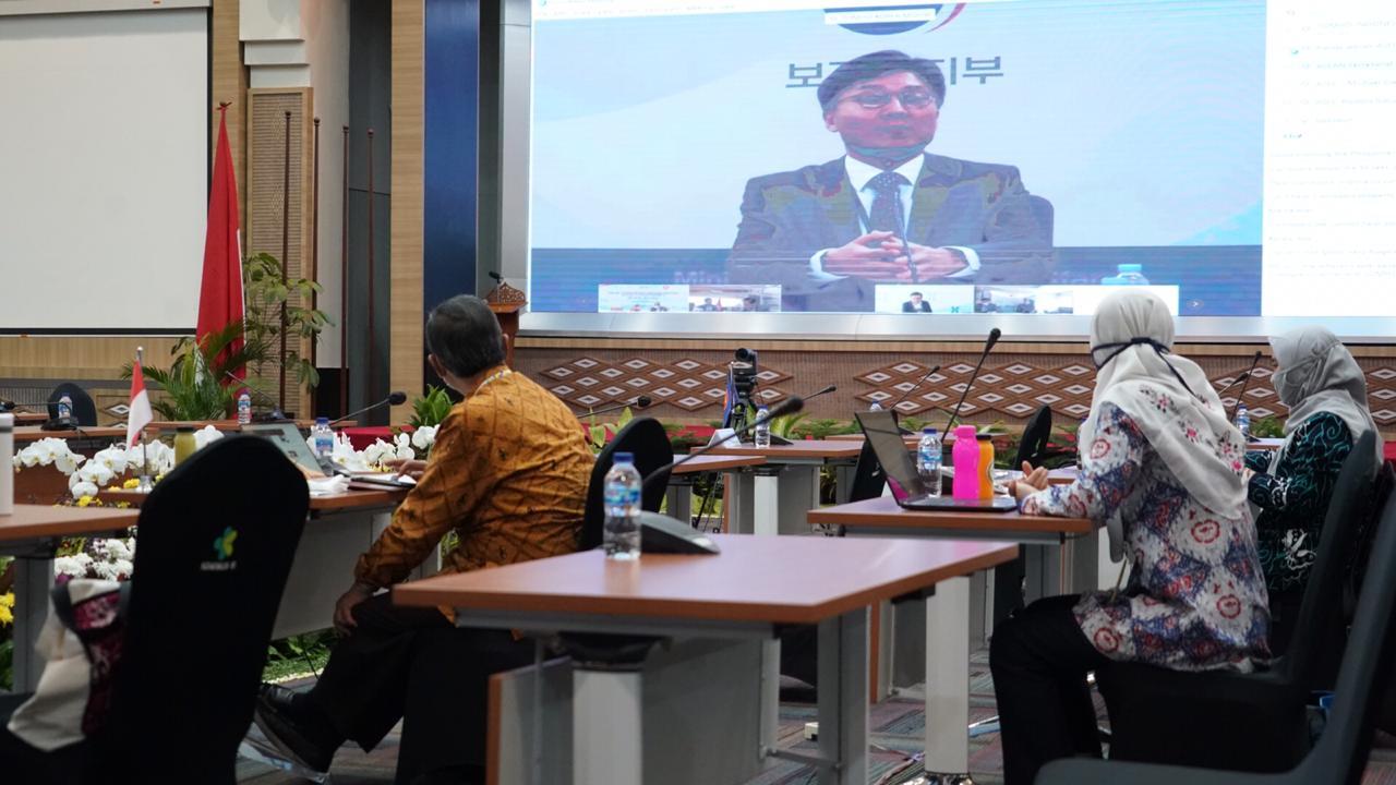 Asean Dan Republic Of Korea Rok Menjajaki Kerja Sama Kesehatan Bilateral Di Bidang Kesehatan Melalui Health Dialogue Channel Sehat Negeriku
